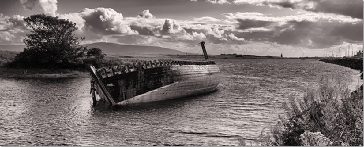 Rosses Point wreck