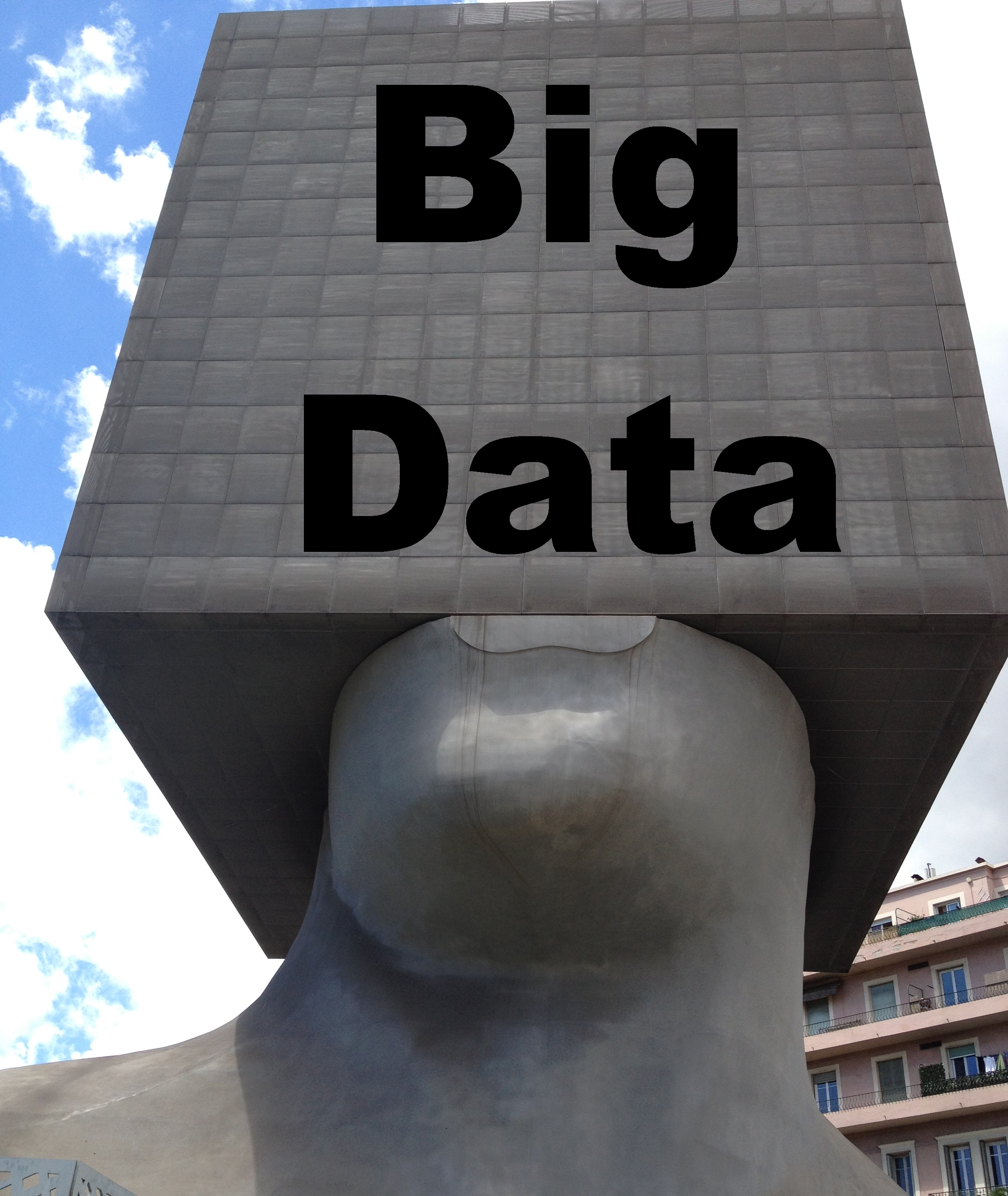 Big Data Cement Head