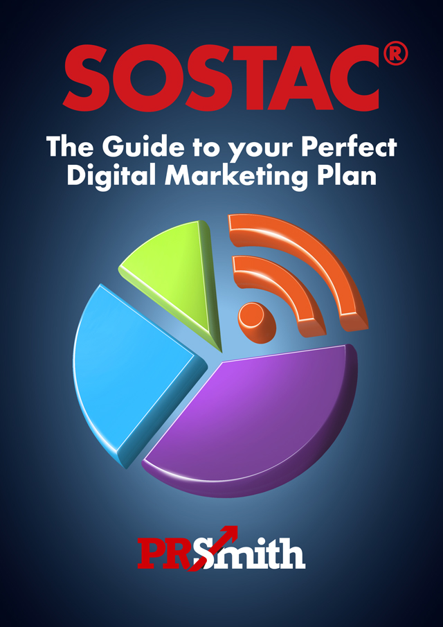 SOSTAC Guide To Your Perfect Digital Marketing Plan