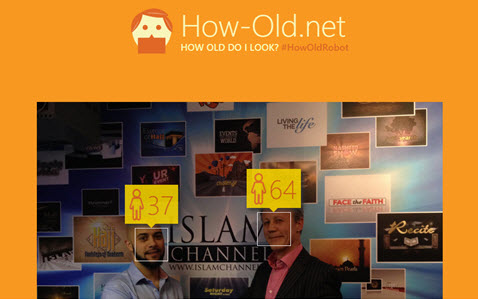How Old Am I app