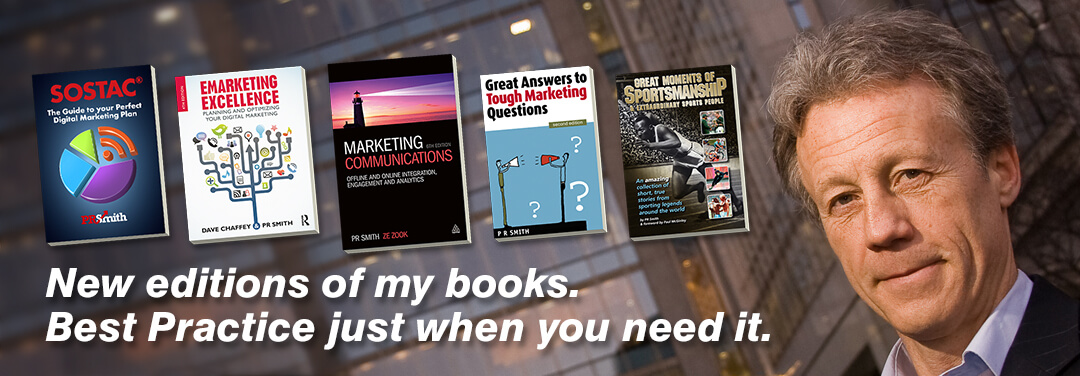 new editions of my books