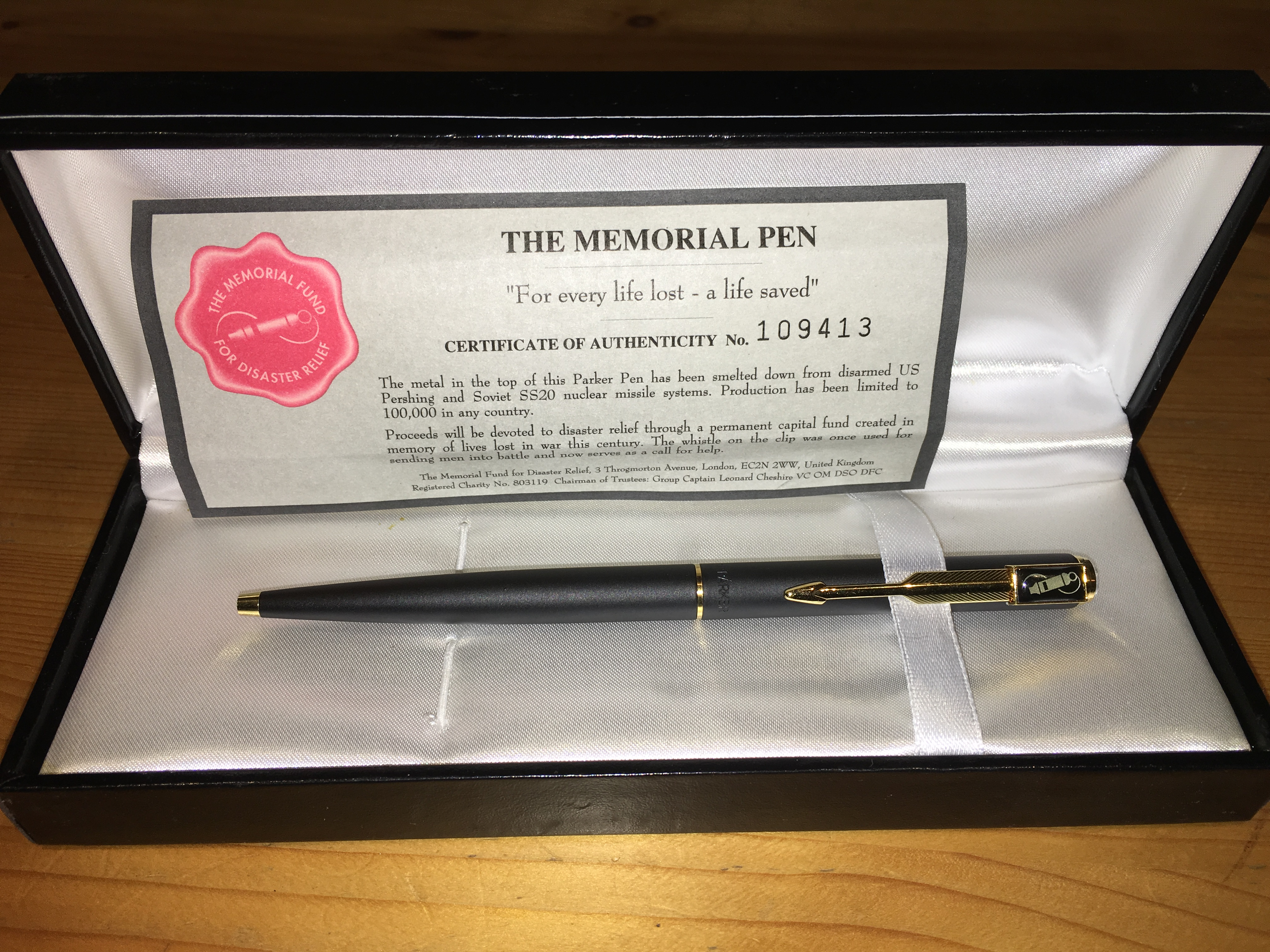 Parker Pen 2